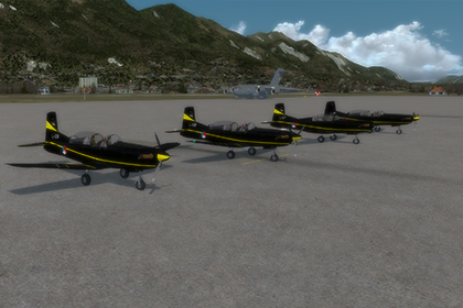 IVAO Special Operations flights