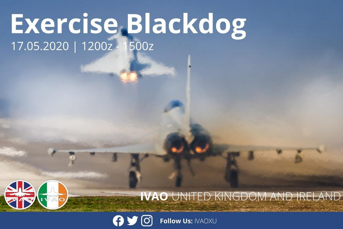 IVAO Exercise Blackdog special operations event