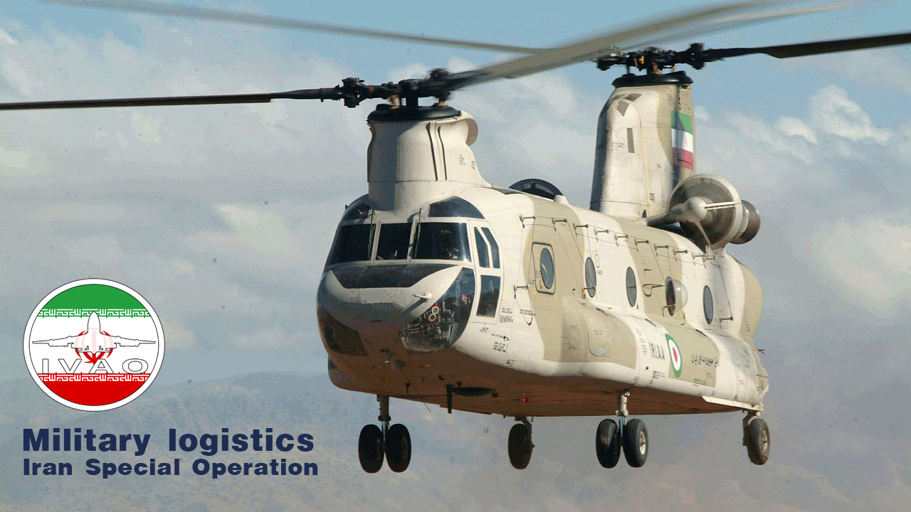 IVAO Military logistics special operations event