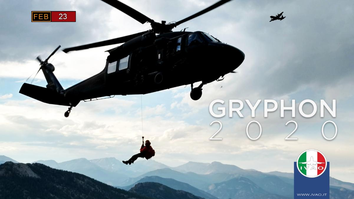 IVAO GRYPHON 2020 special operations event