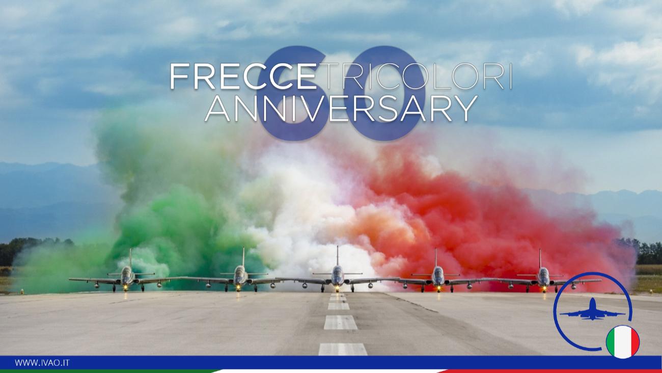 [SO EVENT] [IT] Frecce Tricolori 60th Anniversary Fly In