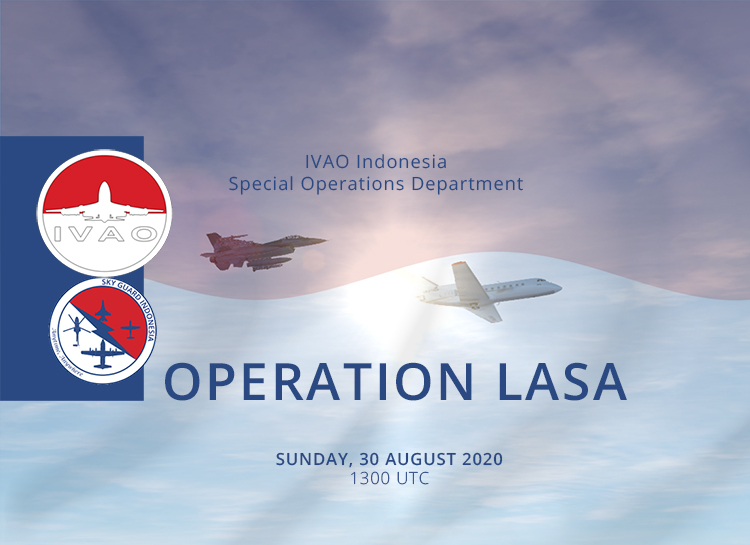 IVAO Operation Lasa special operations event