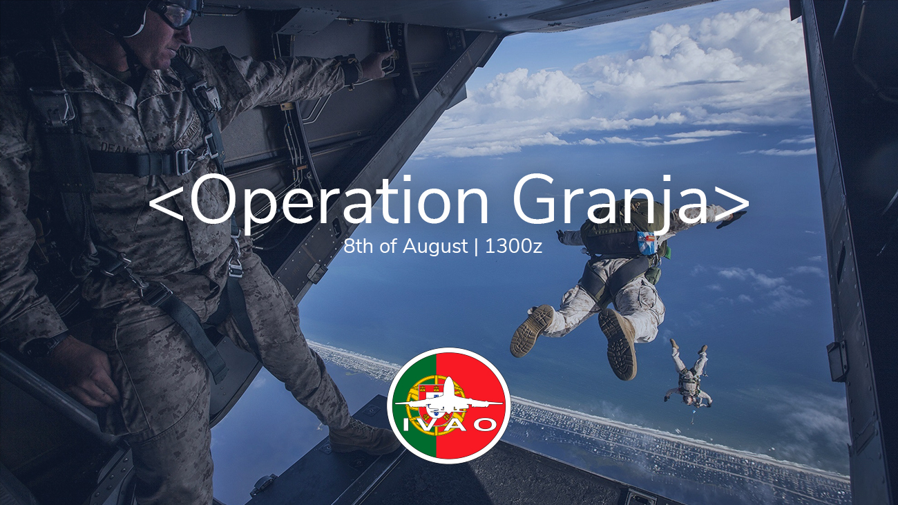 IVAO Operation Granja special operations event