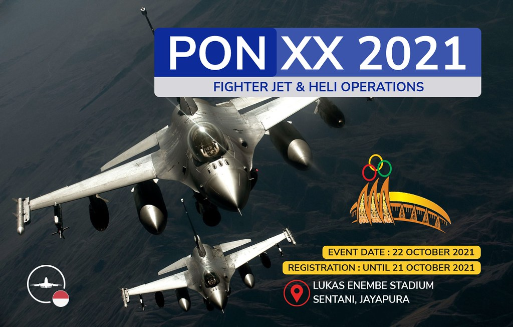 IVAO PON XX 2021 special operations event