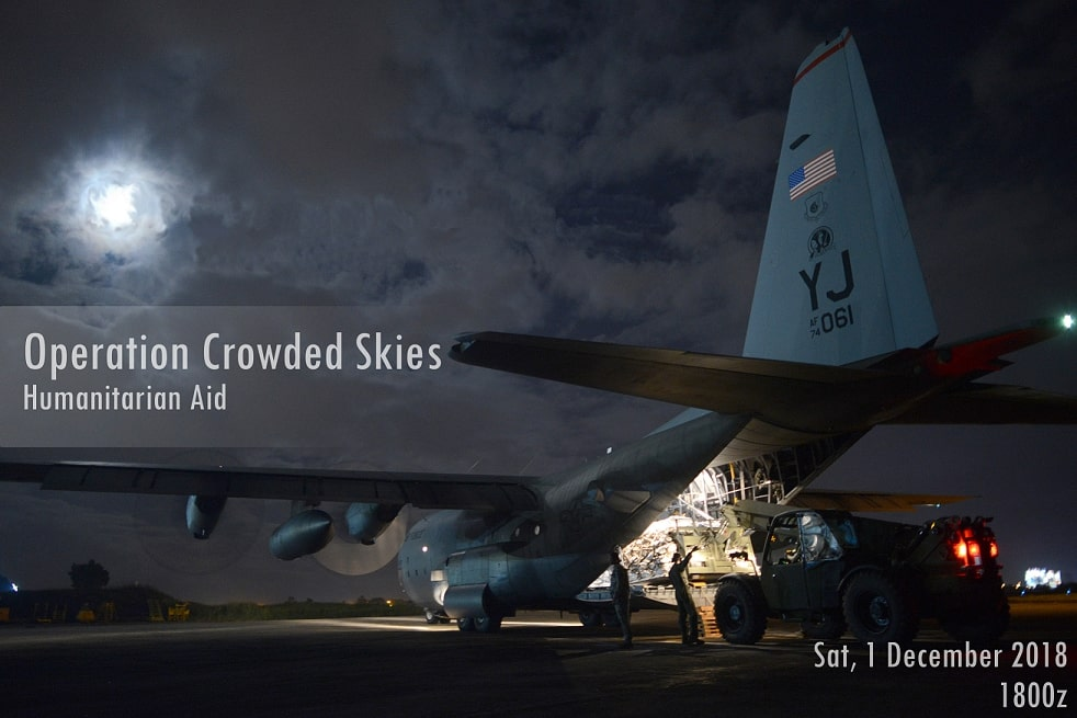 IVAO Operation Crowded Skies 2018 special operations event