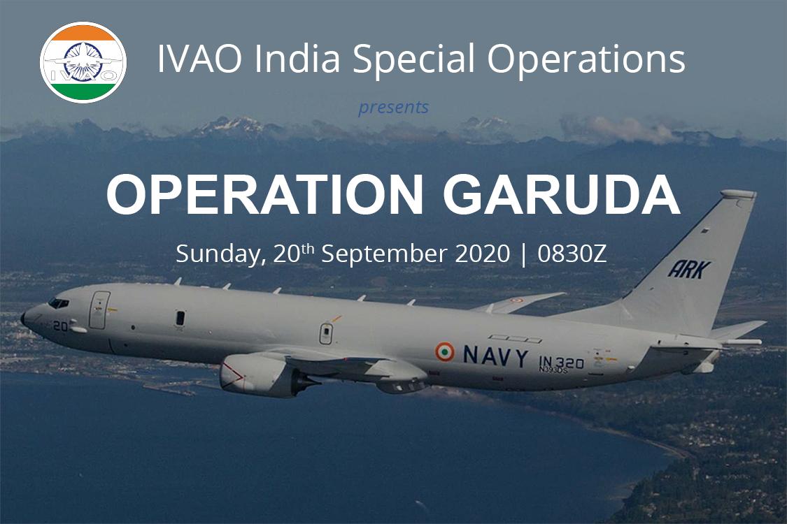 IVAO Operation Garuda special operations event
