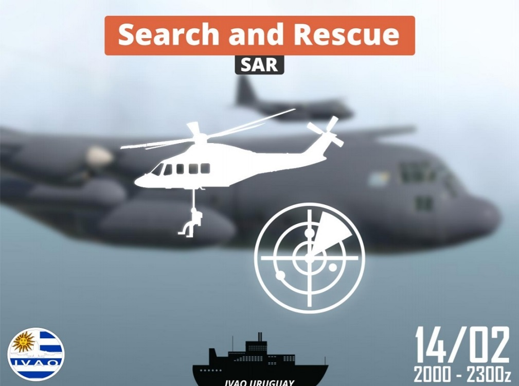 IVAO Search and Rescue special operations event