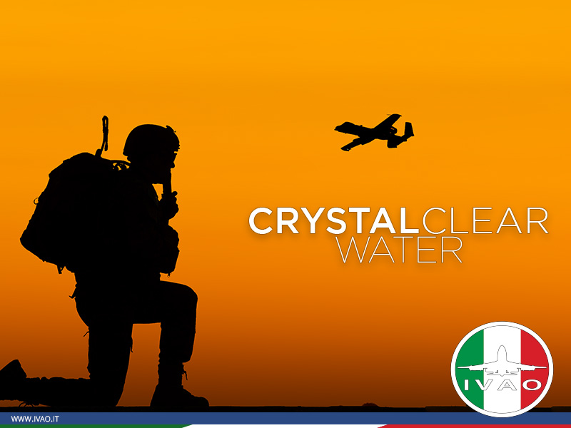 IVAO Crystal Clear Water special operations event